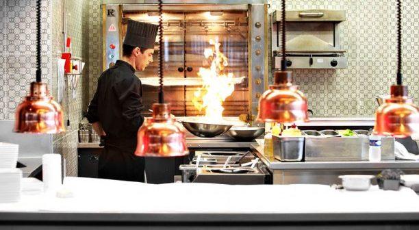 La defense restaurant - Quinte et Sens