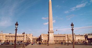 Place de la Concorde et Obélisque de Paris