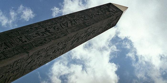 Hieroglyphes Obélisque Paris Concorde