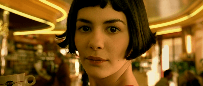 Amélie Poulain dans le Café des deux Moulins