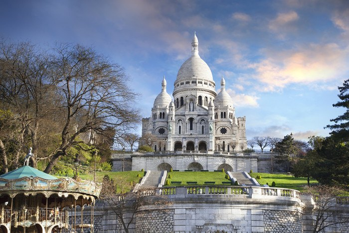 Visiter la Basilique du Sacré-Coeur de Montmartre