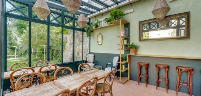 Le Café Renoir du Musée de Montmartre