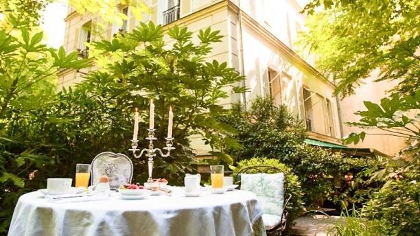 L'hotel particulier Montmartre