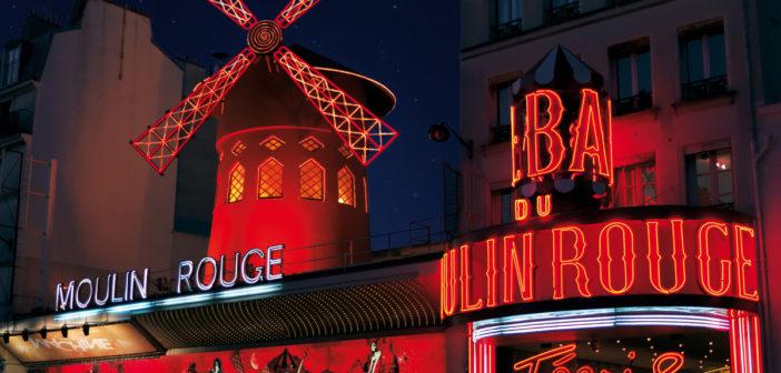 Moulin Rouge vue extérieure