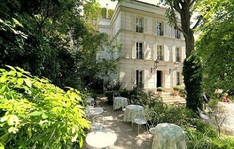 L'Hôtel Particulier Montmartre