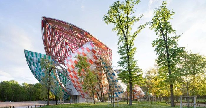 Visiter Paris et la Fondation Louis Vuitton