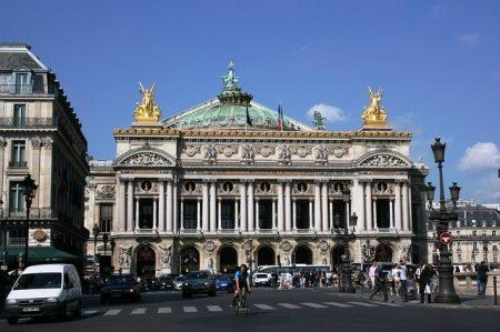 informations essentielles sur le Palais Garnier