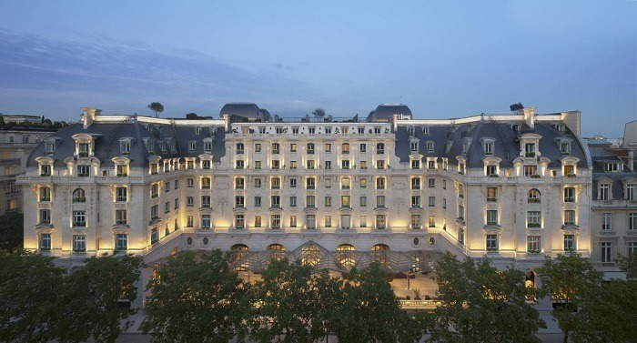 palace Paris : Hotel The Peninsula Paris