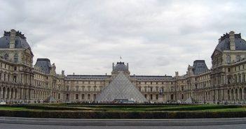 présentation du Louvre