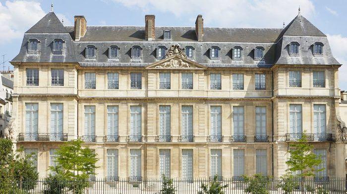 Le musée Picasso de Paris, 3ème arondissement