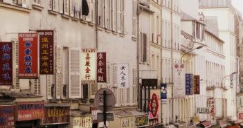 Visiter le quartier chinois de Paris.