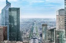 Un hôtel à Paris Arena la Défense.