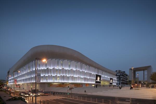 Salle Paris la Défense Arena.
