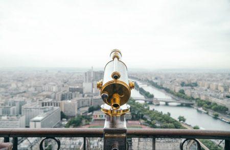 Visiter Paris en 2 jours.