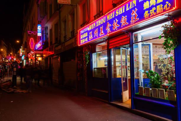Comment visiter le quartier chinois de Paris ?