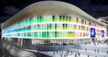Paris la Défense Arena.